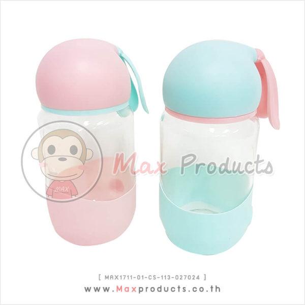 กระบอกน้ำแก้ว พรีเมี่ยม Rabbit MAX1711-01-CS-113-027024