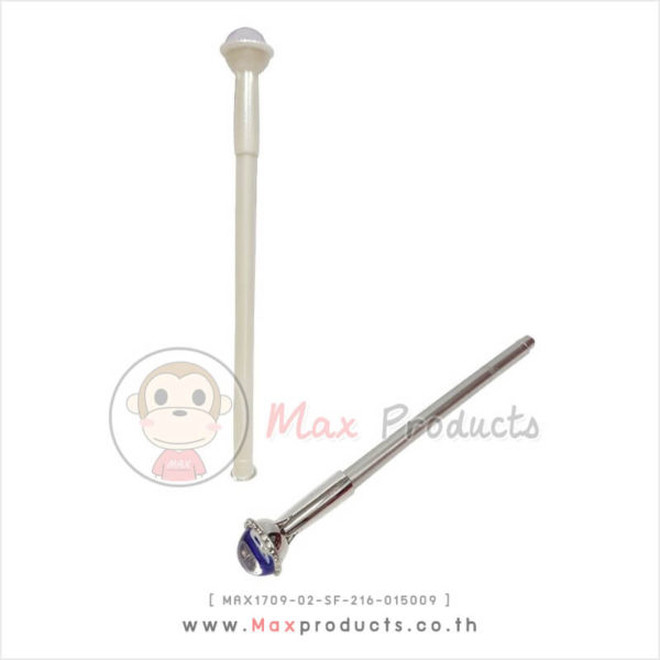 ปากกาหมึกเจล พรีเมี่ยม หัวโดม MAX1709-02-SF-216-015009