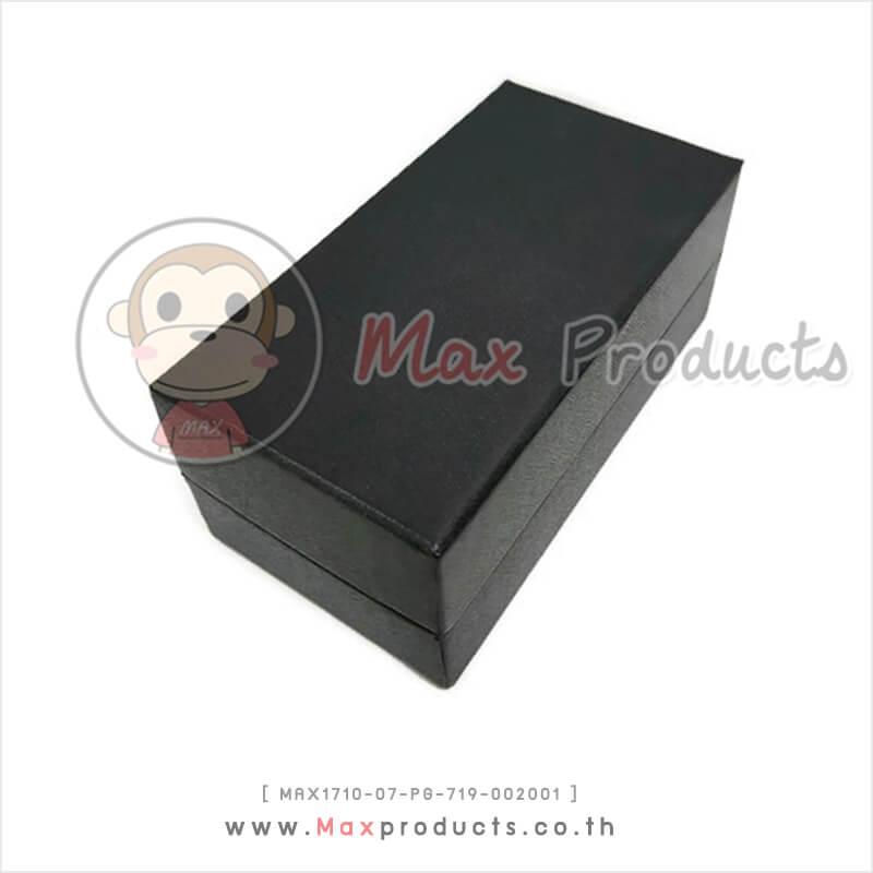 Package พรีเมี่ยม กล่องจั่วปัง สีดำ MAX1710-07-PG-719-002001