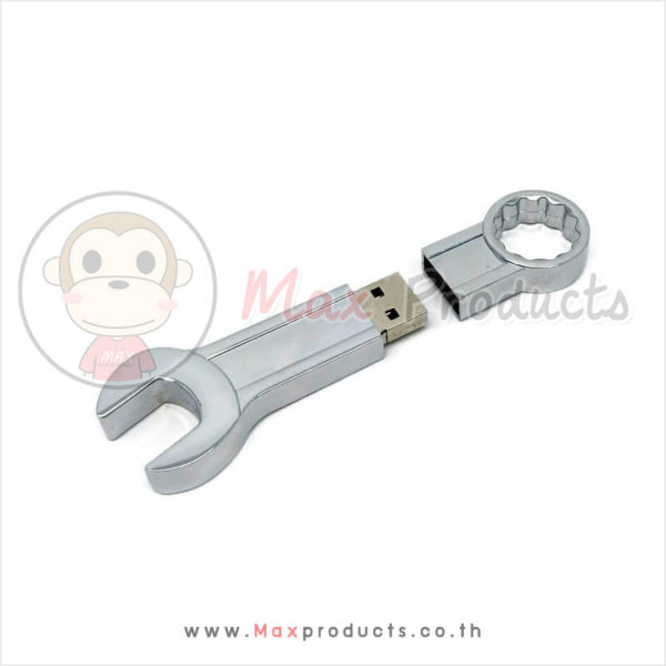 USB พรีเมี่ยม รูปทรง ประแจ