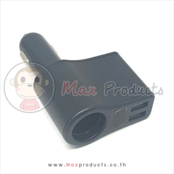 Car Charger Premium 3 in 1 (001001)