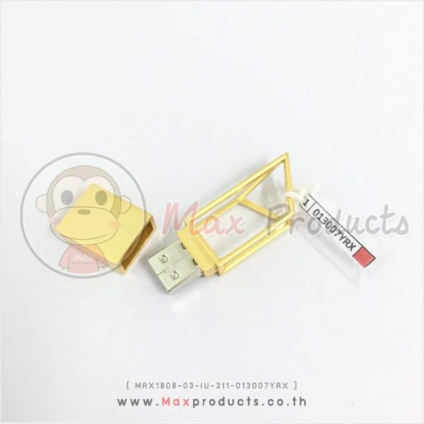 Flash Drive USB Premium ทรงเพชร (013007YRX)