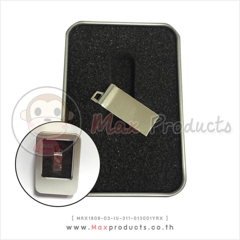Flash Drive USB Premium ทรงเรียบ (013001YRX)