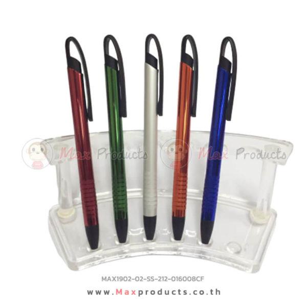 ปากกาเหล็ก หัวกดยาว 016008CF